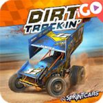 Dirt Trackin Sprint Cars Apk v3.0.2 Full İndir