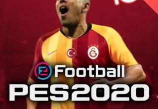 PES 2020 PPSSPP Süper Lig Yaması – Eylül 2019