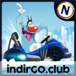 Oggy Super Speed Racing APK v1.12 – Para Hileli