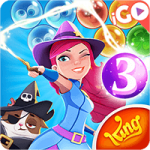 Bubble Witch 3 Saga Hileli Apk v6.4.4 – Can Hileli İndir