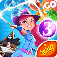 bubble witch 3 hileli apk