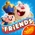 Candy Crush Friends Saga APK v1.15.12 Can Hilesi