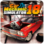 Car Mechanic Simulator 18 Apk İndir 1.2.2 Para Hileli