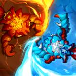 Crab War v3.6.1 APK Son Sürüm – Para Hileli