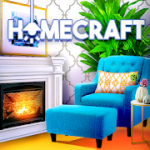 Homecraft – Home Design Game APK 1.4.11 – Para Hileli