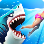 Hungry Shark World APK v3.6.4 – Para Hileli