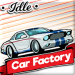 Idle Car Factory APK Para Hileli İndir 12.2.1