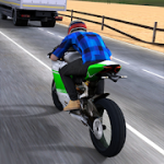 Moto Traffic Race v1.22 APK – Para Hileli