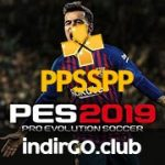 PES 2019 PPSSPP (1GB) İNDİR – Güncel Kadrolar