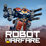 Robot Warfare Mech Battle APK v0.2.2295 – Mermi Hileli