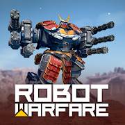 Robot Warfare Mech Battle APK v0.2.2310 – Mermi Hileli