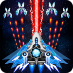 Space Shooter : Galaxy Attack Apk 1.384 – Para Hileli