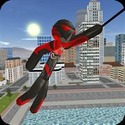 Stickman Rope Hero APK v3.0 – Para Hileli