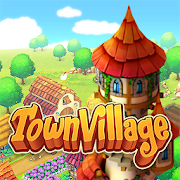 Town Village Apk 2.4.9 – Para Hileli