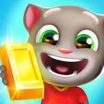 Talking Tom Gold Run Apk 4.6.0.720 Hileli Mod