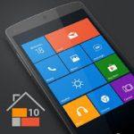 Win 10 Launcher Pro Apk 5.1 İndir