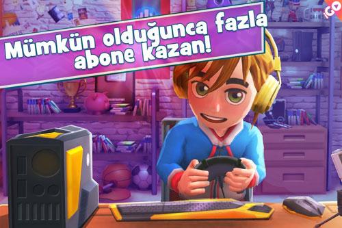 youtuber oyunu