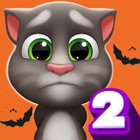 My Talking Tom 2 APK v2.6.1.2 Para Hileli Mod