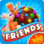 Candy Crush Friends Saga APK 1.32.4 Can Hilesi