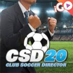 Club Soccer Director 2020 Apk 1.0.64 Para Hileli