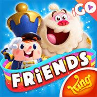 Candy Crush Friends Saga APK 1.24.6 Can Hilesi