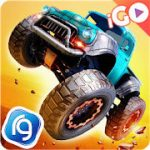 Monster Trucks Racing 2019 Apk 3.4.113 Para Hileli