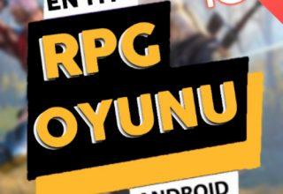 İnternetsiz En iyi 5 RPG Oyunu Android / iOS