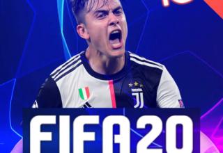 FIFA 14 MOD FIFA 20 Android UEFA Şampiyonlar Ligi Modu