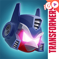 angry birds transformers hileli