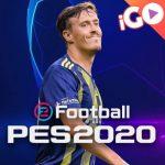 PES 2020 Mobile v4.1.0 UCL Grafik Yaması – Kits, Logo Pack