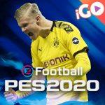 eFootball PES 2020 Mobile v4.6.0 UCL Grafik Yaması