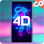 3D Parallax Background Premium Apk v1.58 İndir