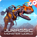 Jurassic Monster World Dinosaur War 3D FPS Apk İndir – Mermi Hileli
