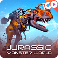jurassic monster world hileli indir