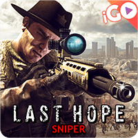 last hope sniper hileli apk indir