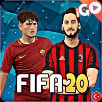 FIFA 2020 İnternetsiz Süper Lig+TFF 1.Lig + Güncel Kadro ve Formalar