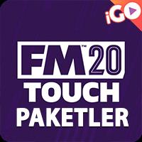 FM20 Touch Forma ve Yüz Paketi – Kurulum Videolu