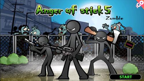 Anger of Stick 5 Zombie APK