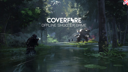 android offline shooter game