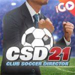 Club Soccer Director 2021 APK v1.5.3 Mega Hileli