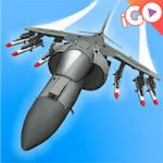 Idle Air Force Base v0.11.0 Apk Para Hileli İndir