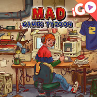 Mad Games Tycoon Apk v1.0 Full İndir – Oyun Yapma Simülasyonu
