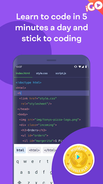 Mimo Learn to Code APK Premium