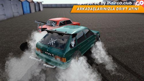 russian-car-drift