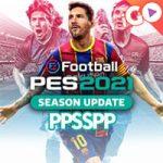 PES 2021 PPSSPP İndir – Güncel Transferler 400MB