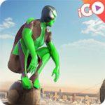 Ninja Kurbağa – Gizemli Vegas Apk v1.3.2 Para Hileli Mod