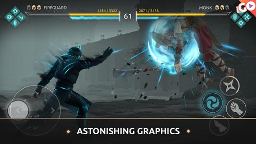 Shadow Fight Arena Apk v0.33 Mod İndir