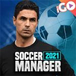 Soccer Manager 2021 APK v2.0.1 Para Hileli Save