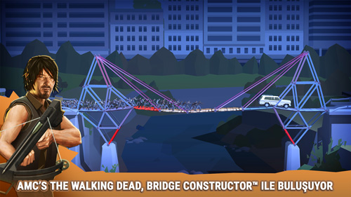 Bridge Constructor The Walking Dead APK