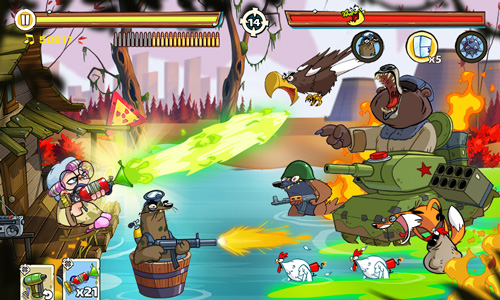 swamp-attack-2-apk-hile